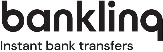 banklinq logotype white